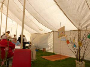 undercliffe tent