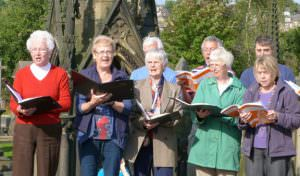undercliffe cemetery choir