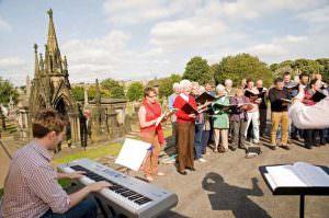 undercliffe choir