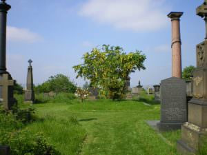 Undercliffe Cemetery Bradford graves