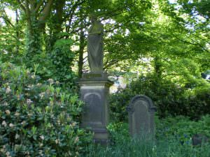 Undercliffe Cemetery Graves