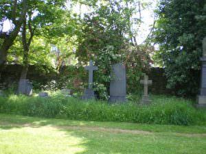 Undercliffe Cemetery Grave stones