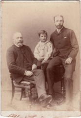 Three generations of Priestleys